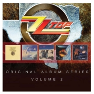 5cd Original Album Series Box Set Volume 2