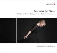 シューマン:クライスレリアーナ、シューベルト:ピアノ・ソナタ第18番『幻想』 ナタリア・エーヴァルト