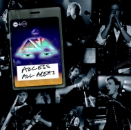 Access All Areas Live In Uk 1990