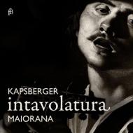 『インタヴォラトゥーラ〜テオルボのための作品集』 ステファーノ・マイオラーナ