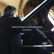 Piano Sonatas & Sonatinas: Widlund