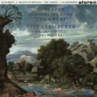 交響曲第8番『未完成』、第9番『グレート』 オットー・クレンペラー&フィルハーモニア管弦楽団