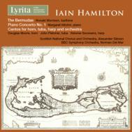 The Bermudas, Piano Concerto, 1, Cantos: Gibson / Del Mar / Kitchin(P)