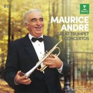 モーリス・アンドレ 名トランペット協奏曲集(6CD)