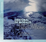 Lamentations: Utopia Belgian Handmade Polyphony