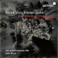 ユビュ王の晩餐のための音楽、1楽章のシンフォニー、他 ペーター・ヒルシュ&ケルンWDR交響楽団