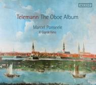 オーボエ協奏曲集、オーボエ・ソナタ集 マルセル・ポンセール、イル・ガルデリーノ(2CD)