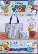 Disney Tsum Tsum 大・小保冷バッグセットbook