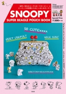 SNOOPY (TM)SUPER BEAGLE POUCH BOOK