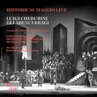 歌劇『アバンセラージュ族』全曲 カルロ・マリア・ジュリーニ&フィレンツェ五月祭、チェルクェッティ、ロネイ、他(1957 モノラル)(2CD)