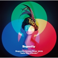 """Superfly Arena Tour 2016""""Into The Circle!"""" 【DVD 通常盤】"""