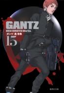 GANTZ 15 集英社文庫 コミック版