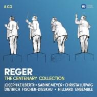 Max Reger The Century Collection : Keilberth / S.Meyer, C.Ludwig, F-Dieskau, Hilliard Ensemble, etc (8CD)