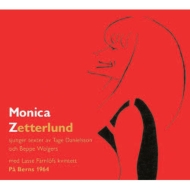 Monica Zetterlund Pa Berns 1964