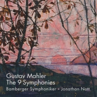 交響曲全集 ジョナサン・ノット&バンベルク交響楽団(12SACD)