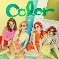 1st Mini Album: COLOR