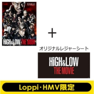 High & Low The Book (Loppi�Ehmv�E���[�`�Phmv����)���W���[�V�[�g�t���Z�b�g