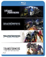 Transformers Series:Best Value Blu-Ray Set