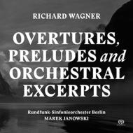序曲、前奏曲、管弦楽曲集 マレク・ヤノフスキ&ベルリン放送交響楽団(2SACD)