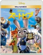 ズートピア MovieNEX [ブルーレイ+DVD]
