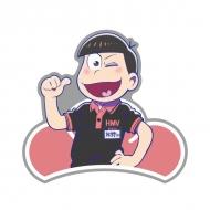 ダイカットマグネット(おそ松)【Loppi・HMV限定】