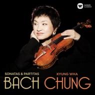 無伴奏ヴァイオリンのためのソナタとパルティータ全曲 チョン・キョンファ(2CD)