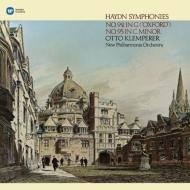 交響曲第92番『オックスフォード』、第95番 オットー・クレンペラー&ニュー・フィルハーモニア管弦楽団