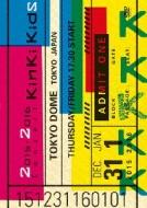 2015-2016 Concert KinKi Kids 【DVD通常仕様】