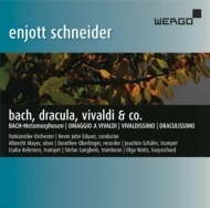 Bach, Dracula, Vivaldi & Co: A.mayer(Ob)Oberlinger(Rec)Edusei / Vienna Tonkunstler O