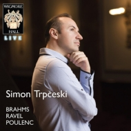 Simon Trpceski Plays Brahms, Ravel, Poulenc