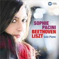 ベートーヴェン:ピアノ・ソナタ第21番『ワルトシュタイン』、リスト:『愛の夢』第3番、ハンガリー狂詩曲第6番、他 ソフィー・パチーニ