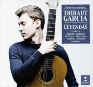 『レジャンダス〜ギター作品集』 ティボー・ガルシア
