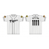 プレイヤーズTシャツL / 阪神タイガース X たてじまさん