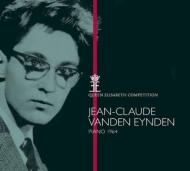 ベートーヴェン:ピアノ協奏曲第1番、他 ジャン=クロード・ファンデン・エイデン〜1964年エリザベート王妃国際コンクールより