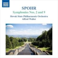 交響曲第2番、第9番『四季』 アルフレート・ヴァルター&コシツェ・フィル