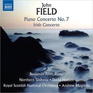 ピアノ協奏曲第7番、アイルランド風協奏曲、ピアノ・ソナタ第4番 ベンジャミン・フリス、ハスラム&ノーザン・シンフォニア、他