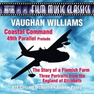 Coastal Command -Film Music : Penny / RTE Concert Orchestra