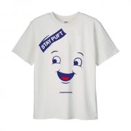 ゴーストバスターズ Tシャツ マシュマロマン(スマイル)SIZE: L