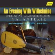 リュート、フルート、チェロによる協奏曲集 ガランテリエ(2CD)