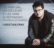 ドビュッシー:前奏曲集第1巻、リスト:『巡礼の年』第2年より、不運、夢の中に クリスティアン・エルニー