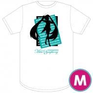 Tシャツ(M) / 初音ミクシンフォニー