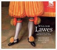 リラ・ヴィオールのための独奏作品全集 リチャード・ブースビー