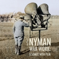 War Work-8 Songs With Film: H.summers(A)Nyman(P)