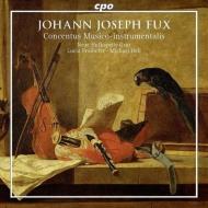 『楽器のための音楽集』 ルシア・フロイホーファー、ミヒャエル・ヘル、ノイエ・ホーフカペレ・グラーツ(2CD)