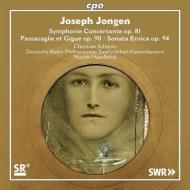 オルガンと管弦楽のための作品集 クリスティアン・シュミット、マルティン・ハーゼルベック&ドイツ放送フィル