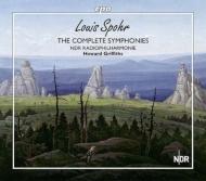 交響曲全集 ハワード・グリフィス&北ドイツ放送フィル(5SACD)