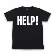 Help Tee Black M