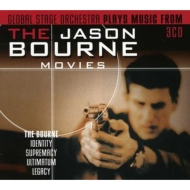 Plays Music From The Jason Bourne