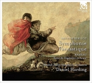 ベルリオーズ:幻想交響曲、ラモー:『イポリートとアリシー』組曲 ダニエル・ハーディング&スウェーデン放送交響楽団