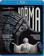 『ノルマ』全曲 ニューベリー演出、パルンボ&リセウ大劇場、ソンドラ・ラドヴァノフスキー、グレゴリー・クンデ、他(2015 ステレオ)(日本語字幕付)